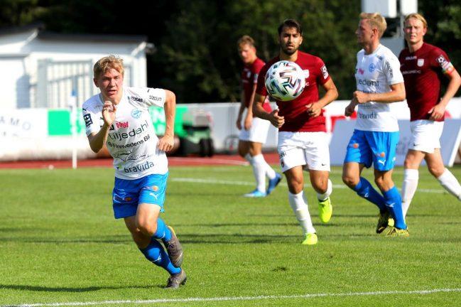 IFK vände och vann
