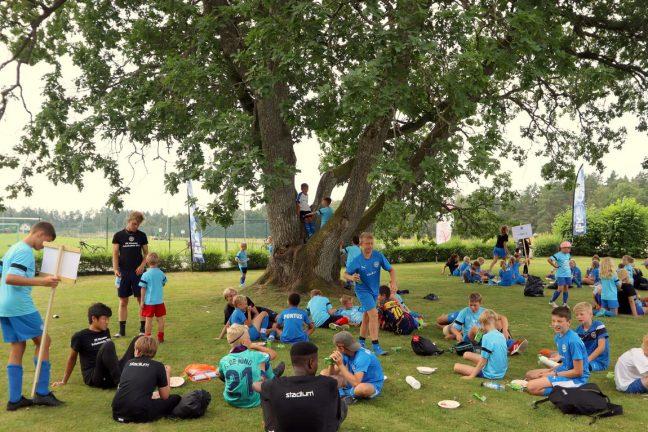 Bildextra: 35:e upplagan av fotbollsskolan för IFK