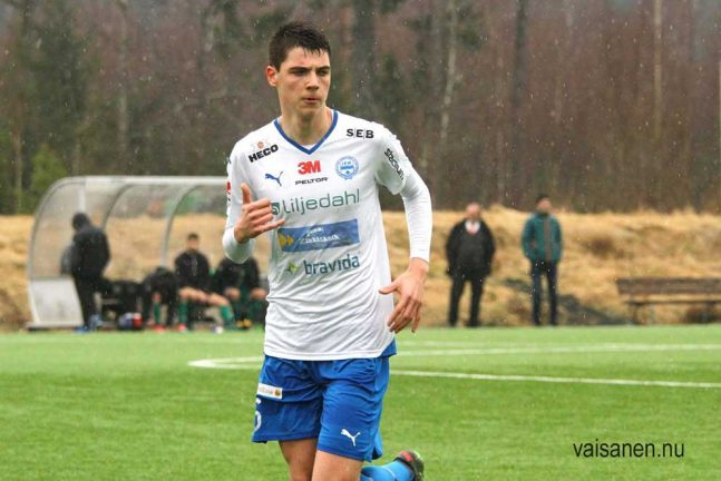 IFK vann över Halmstad