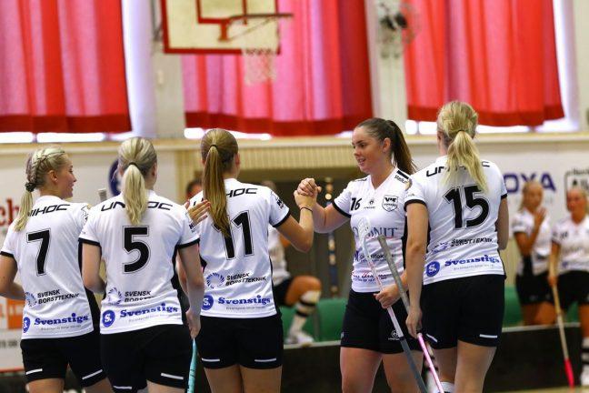VIK-damerna vann över Gnosjö