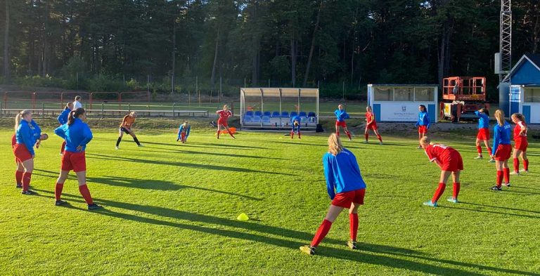 IFK nära DM-final