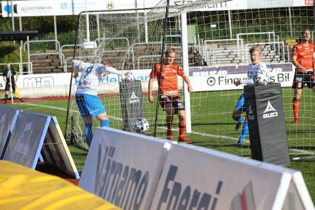 Bildextra: 4–1 för IFK