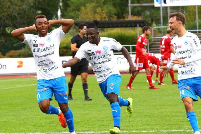IFK håvade in tre nya friska poäng
