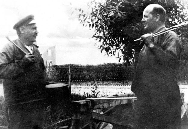 Del 38 om Värnamo 100 år:  Jochnick & Norrman del 1