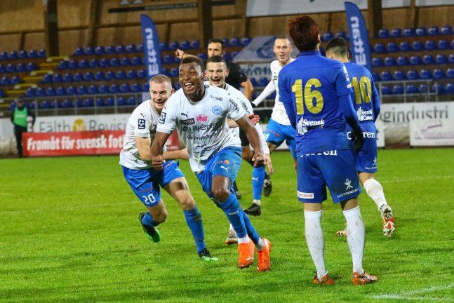 Bildextra: IFK fick slita för segern