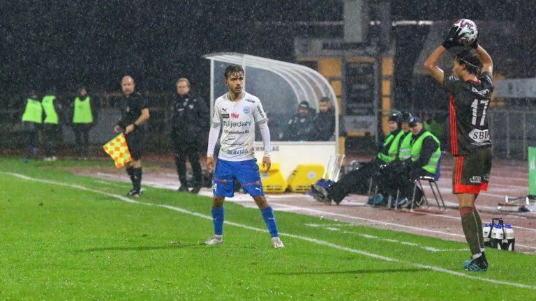 Tung förlust för IFK