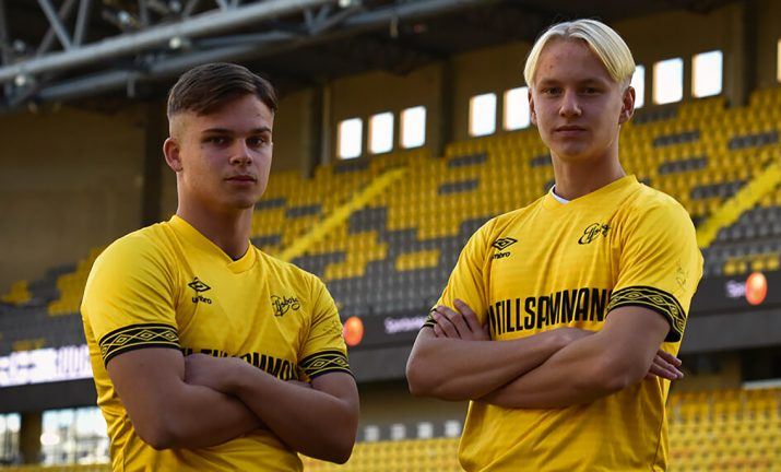 Värnamo Södra-talanger till Elfsborg