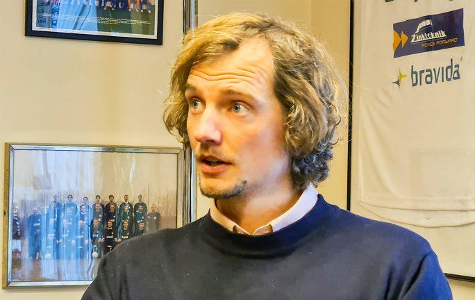 """IFK-tränaren: """"Fokus och ett steg i taget"""""""