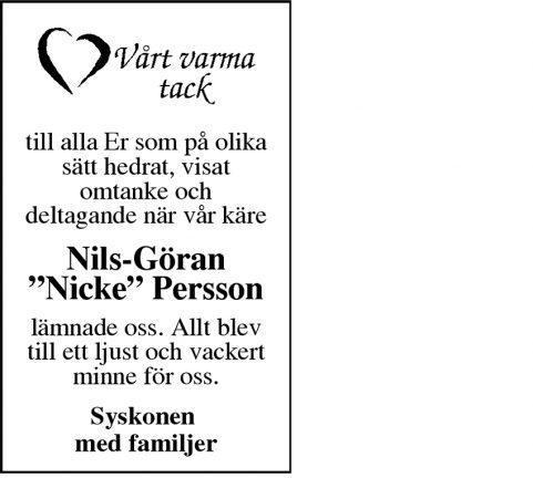 Nils-Göran Persson