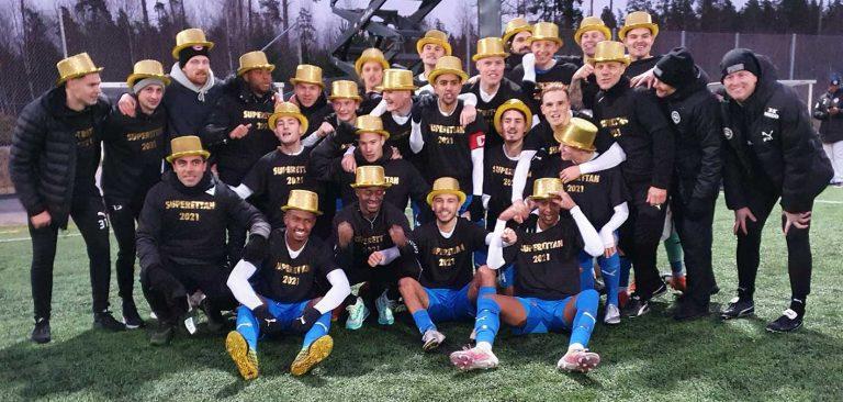Bildextra: IFK firade guldet med seger