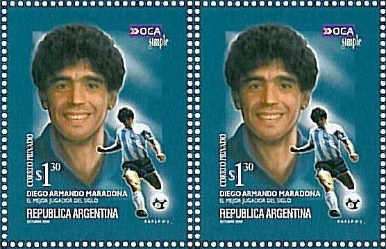 Maradona har avlidit