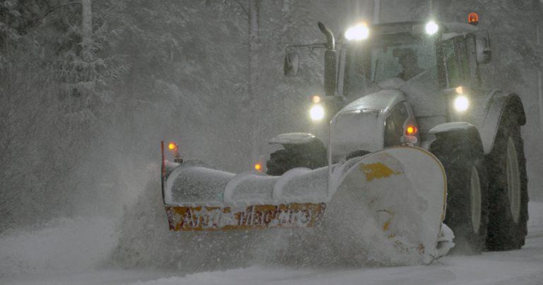 Klimatprognosen: Värnamo förlorar minst tre veckors snö