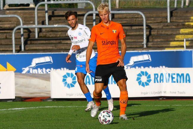 Mållöst för IFK Värnamo mot HIF