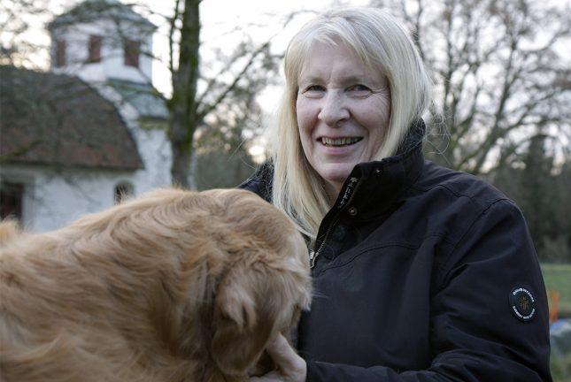 Vill se en hundpark i Värnamo