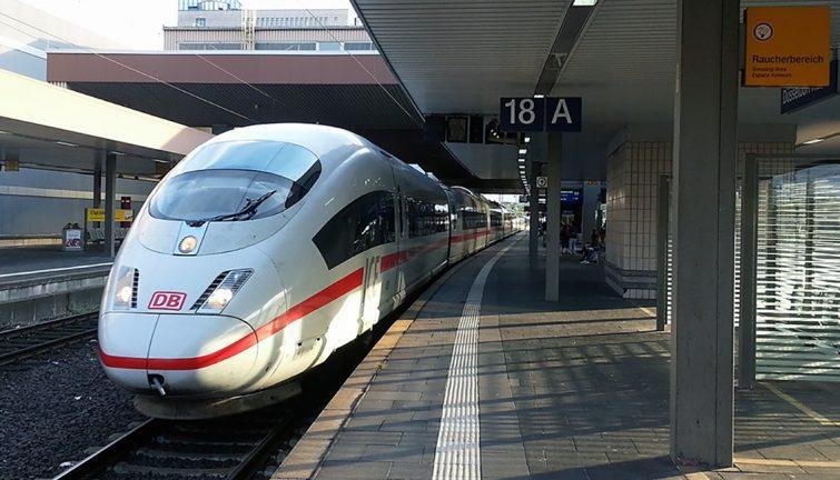 Hans-Göran välkomnar tågplaner