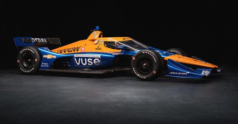 Felix nya bil presenterad