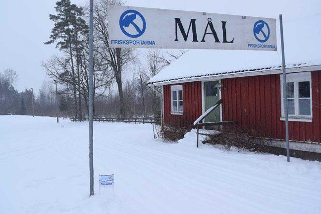Klubbmästerskap för barn och unga på skidor avgjordes