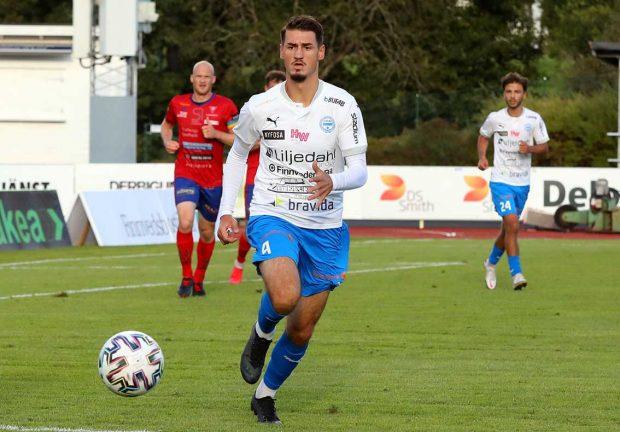 Aldin Basic lämnar IFK Värnamo