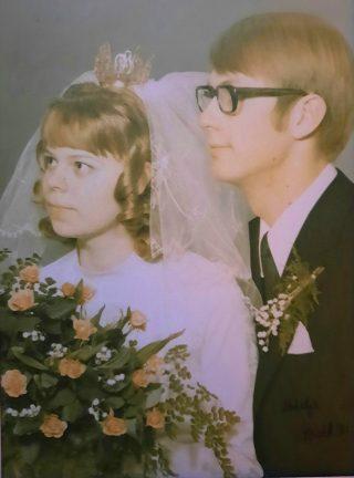Noomi och Jan-Erik – guldbröllop