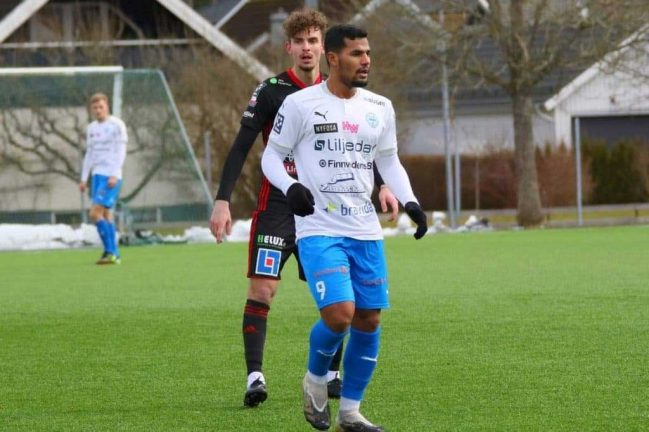 Wenderson klar för IFK