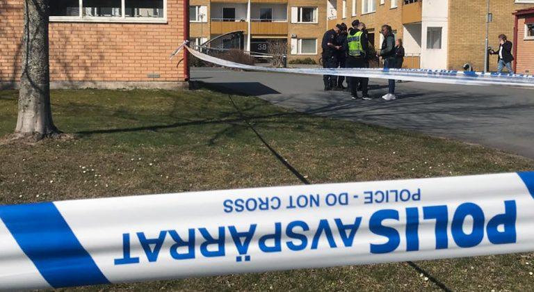 Åtalas för mord i Värnamo