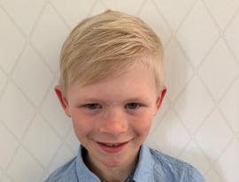 Karl-Johan Andersson 8 år