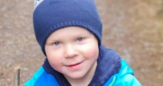 Elias Kimmehed 5 år