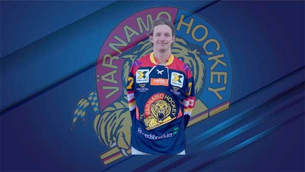Markus Näslund är klar för VGIK