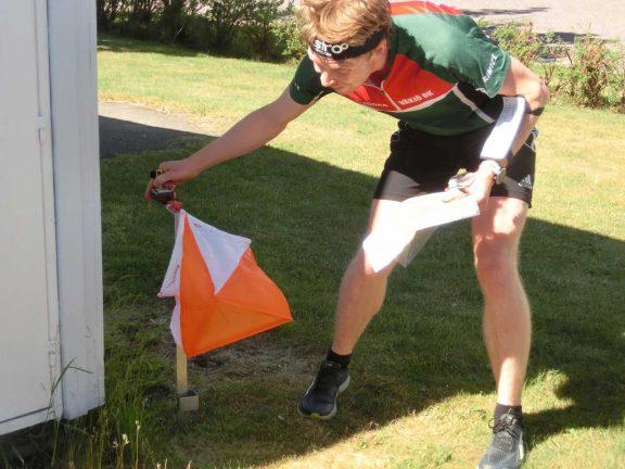 Även BSOK:s sprint flöt på som planerat
