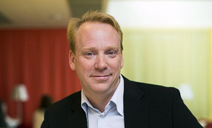 Staffan Pehrson blir ny vd och koncernchef för Bufab