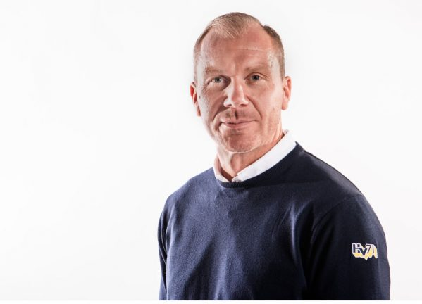 Johan Lindbom ny klubbdirektör i HV 71