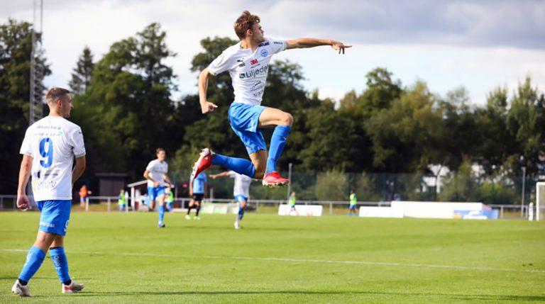 3–2 för IFK i seriefinalen