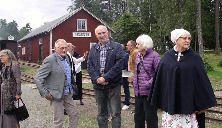 Bildspel: Ohs kyrka 90-årsjubileum