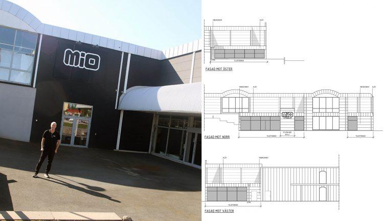 Möbelbutik planerar för utbyggnad