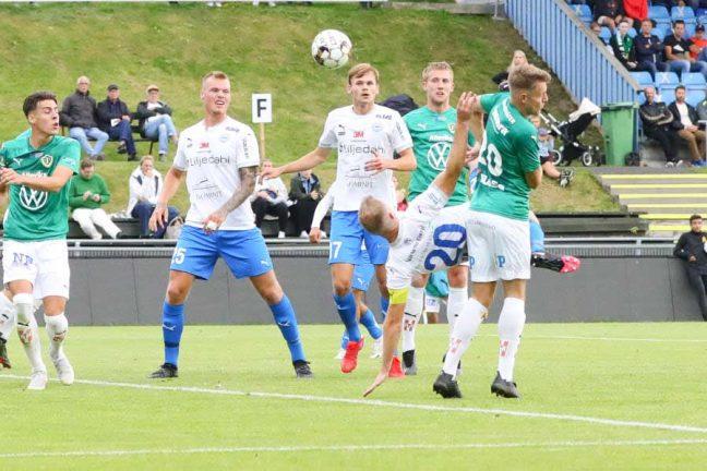 Bildextra och direkt: J-Södra – IFK Värnamo –  slut 0–3
