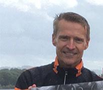 Magnus blev DM segrare och tvåa i marathon