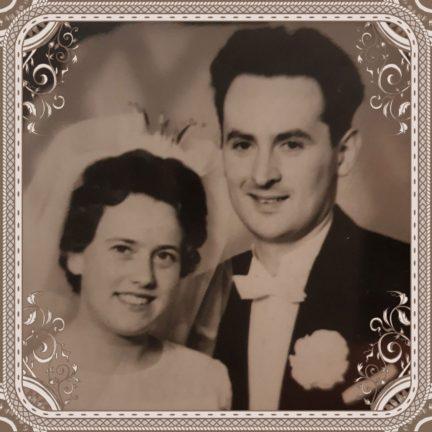Ruth och Allvin firar diamantbröllop