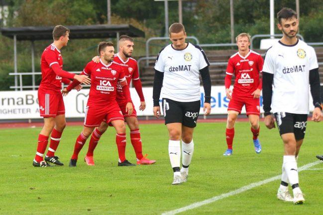 Bildextra: V-Södra vann med 2–0