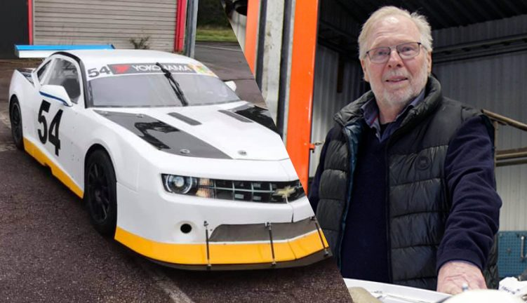 Bengt gör comeback på Anderstorp