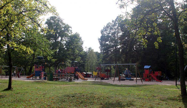 Förslaget: Uppdatera Apladalens lekplats
