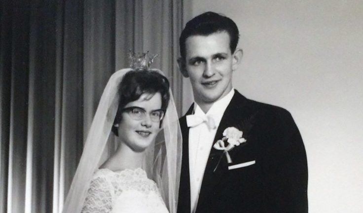 Barbro och Tore Mild firar diamantbröllop