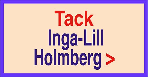 Inga-Lill Holmberg
