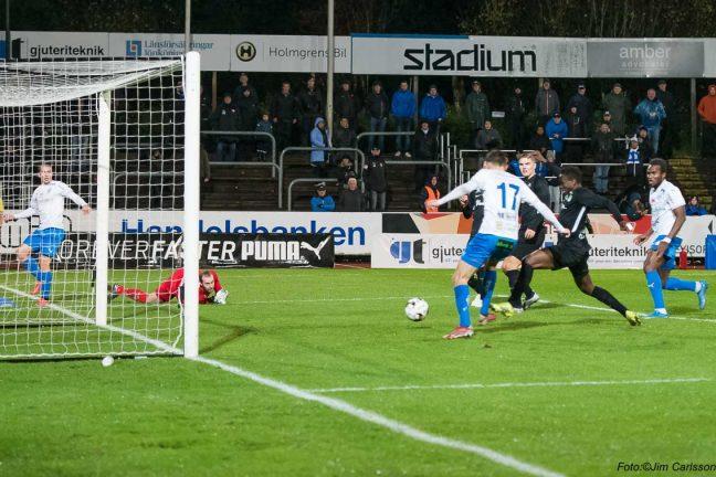 Tabelljumbon nästa utmaning för IFK