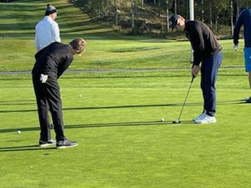 Bildspel: Golftävling hos Hook