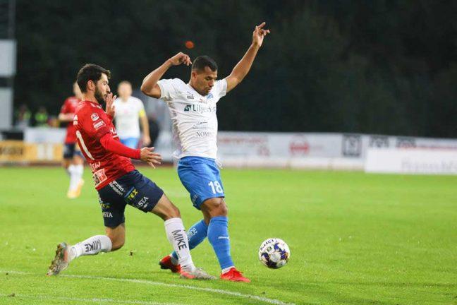 Bildextra: IFK serieledare med tre poäng efter 1–1 mot Öis