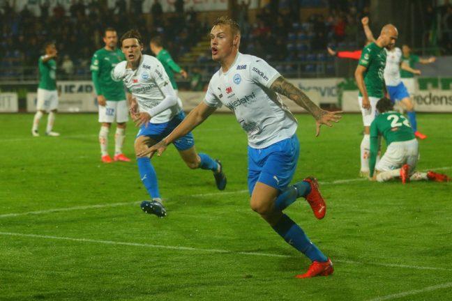 Bildextra:  IFK – J-Södra 2–0