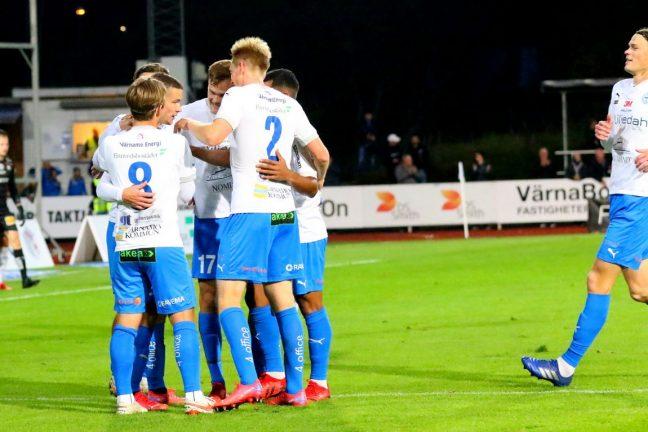 """IFK-tränaren: """"Väldigt hungriga"""""""