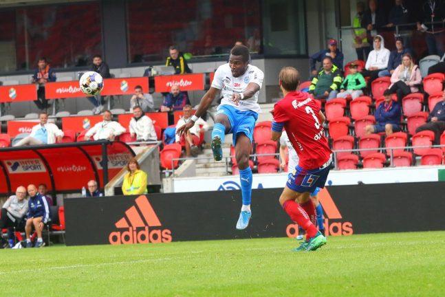 Bildextra: Öster  vann derbyt mot IFK Värnamo