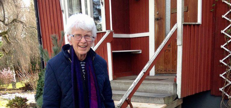 Renée Göth 97 år