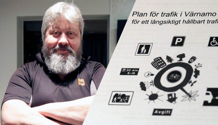 """Gruppledaren om trafikplanen: """"Helt uppåt väggarna"""""""
